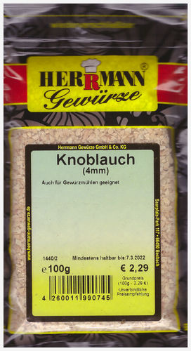 Knoblauch 4mm